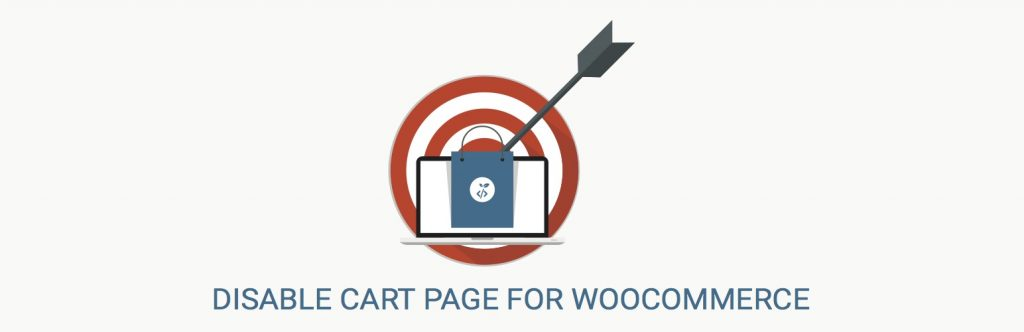Disable cart page for WooCommerce 禁用购物车页面