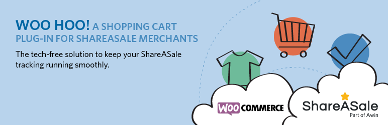 ShareASale WooCommerce Tracker 联盟营销跟踪