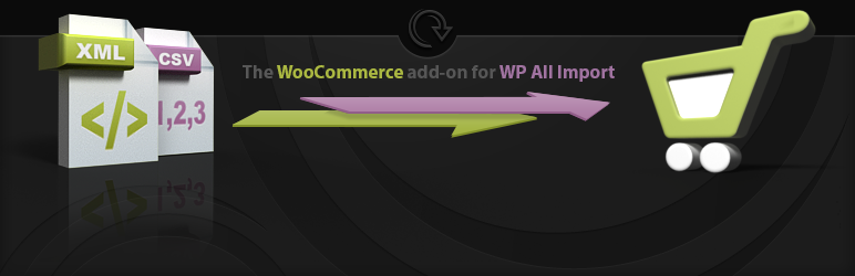 Import Products from any XML or CSV to WooCommerce 从任何文件导入产品